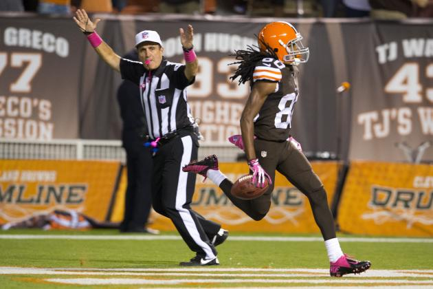 Travis Benjamin Wins AFC Special Teams Award