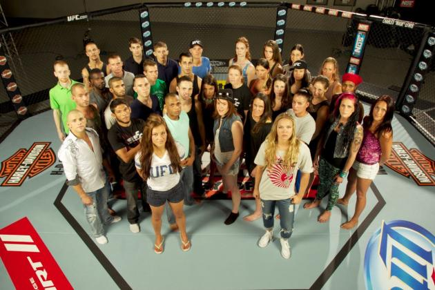 The Ultimate Fighter 18: Team Rousey vs. Team Tate, Episode 6 Live Results