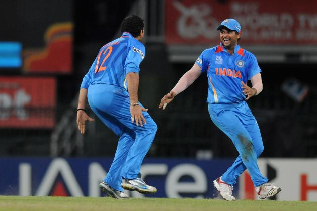 India vs. Australia T20 2013: Date, Start Time, TV Schedule and More