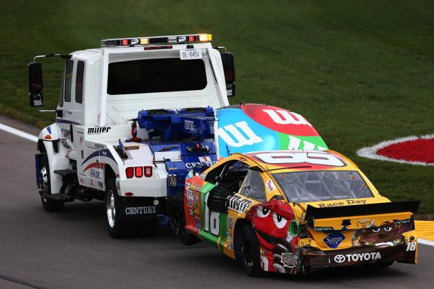 What's at Stake for Toyota in 2013 Chase for the Sprint Cup?