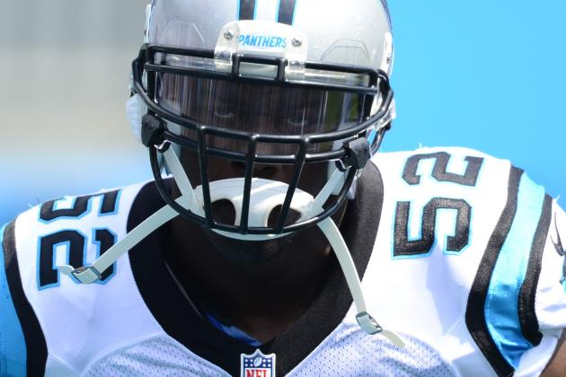 LB Jon Beason Ready to Contribute
