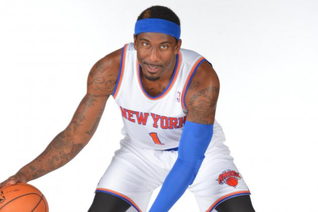 Amar'e Stoudemire Thinks He Can Be Dominant Again