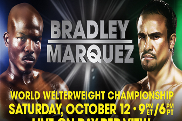 Marquez vs. Bradley: Fight Time, Date, Preview, TV Info and More