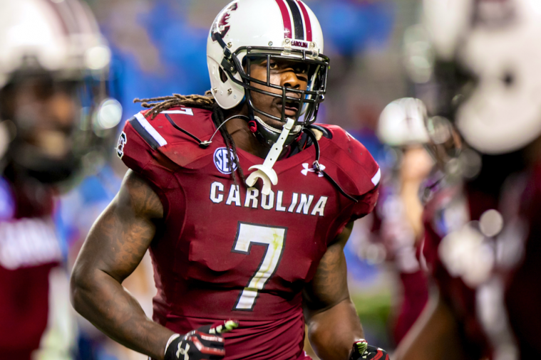 Does Jadeveon Clowney Have Any Reason to Keep Playing College Football?