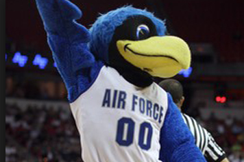 Air Force Basketball to Have 19 Games Broadcast This Season