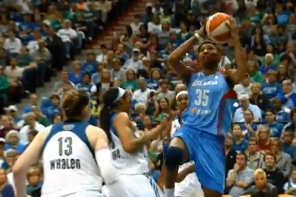 Phantom: Best of Game 2 of the 2013 WNBA Finals