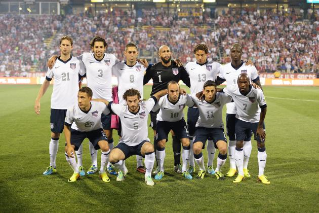 How USMNT Will Line Up Against Jamaica