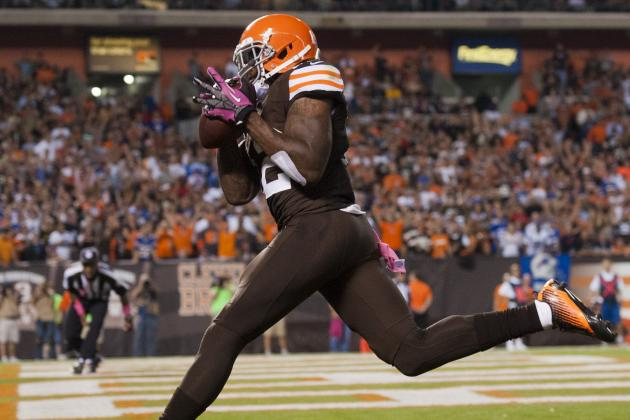 Debate: What Would You Be Willing to Trade for WR Josh Gordon?