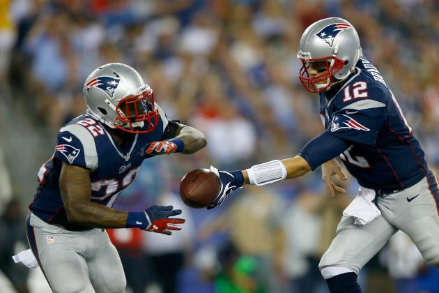 Stevan Ridley Is Excellent Buy-Low Option For Fantasy Owners