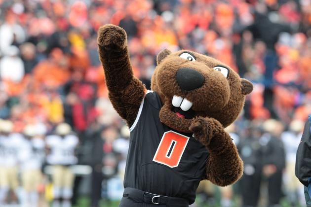 Oregon State Is the Forgotten Team in the Pac-12 North Race