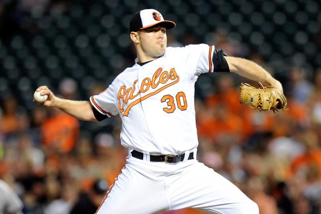 Baltimore Orioles 2013 in review: Chris Tillman