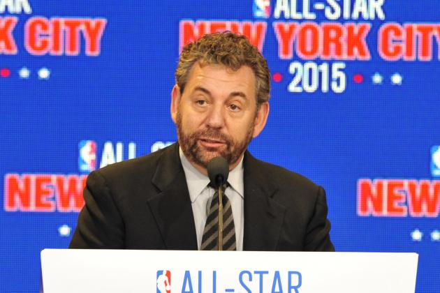 Can NY Knicks Win NBA Title with James Dolan as Owner?