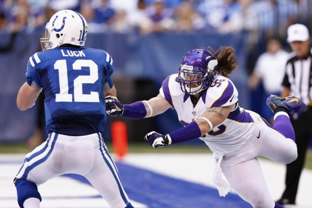 Brian Robison Signs 4-Year, $28 Million Extension with Minnesota Vikings