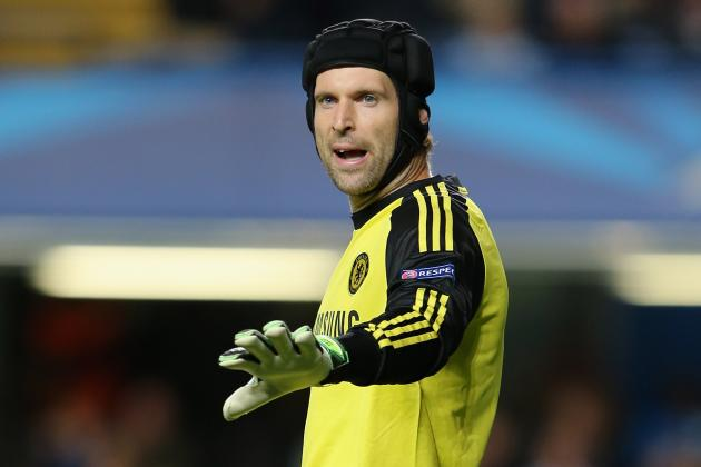 Analyzing Petr Cech's Chelsea Form so Far This Season