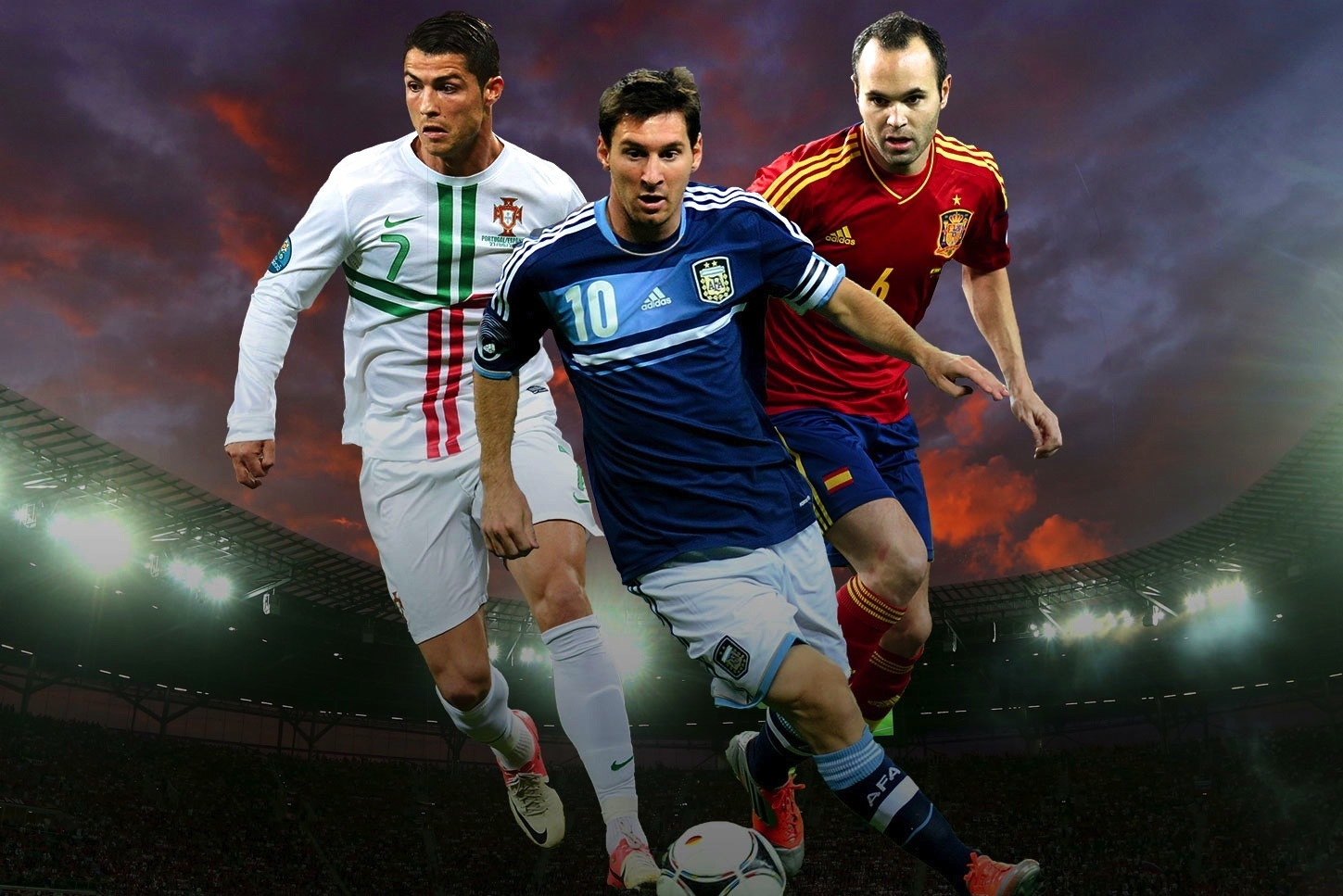 World Cup 2014 Qualifying 50: Ranking the Best 50 Players ...