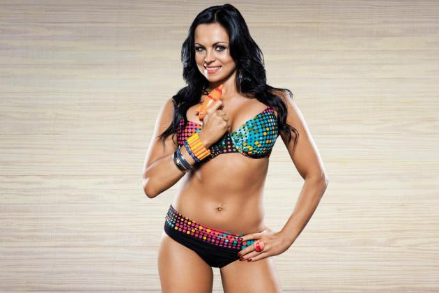 WWE Diva Aksana in Line for Big Push?