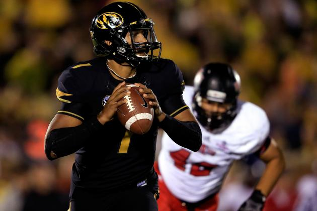 The Untold Story of SEC Football: Missouri Is 5-0, but Is It a Legit Threat?