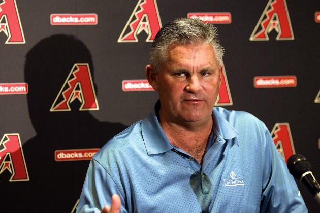 Diamondbacks GM Kevin Towers Calls out Team for Lack of Fight