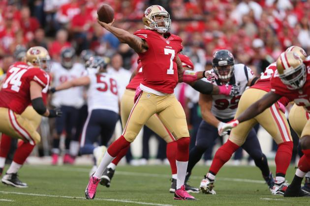 What to Expect from Colin Kaepernick, San Francisco 49ers Offense in Week 6