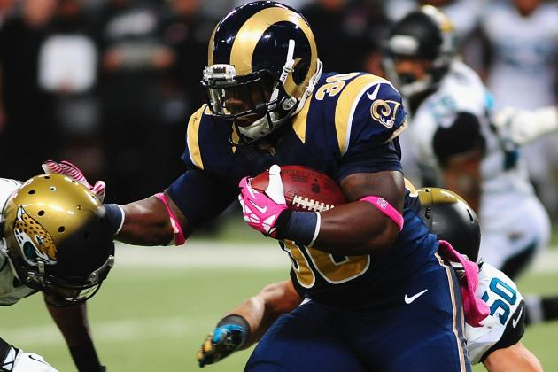 Can Zac Stacy Continue to Help Rams Run Game?