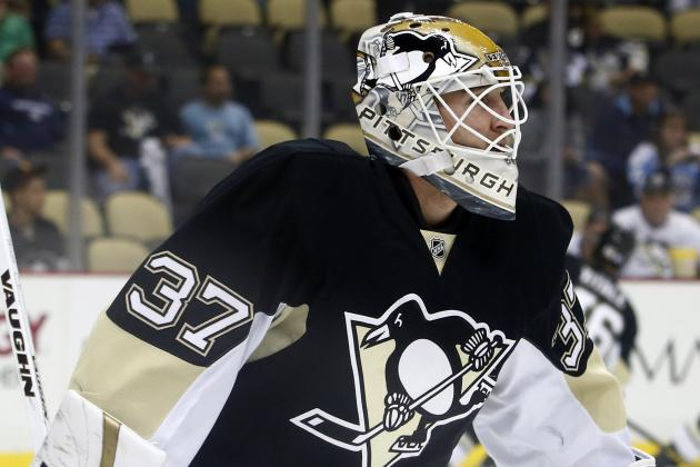 Rookie Zatkoff to Start One of Penguins' Next Two Games