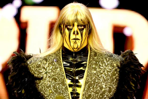 Goldust Will Thrive in Rob Van Dam/Chris Jericho-Type Role for WWE