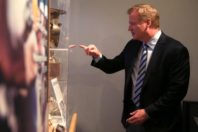 Roger Goodell Says NFL Open to Expanding Playoffs for 2015 Season