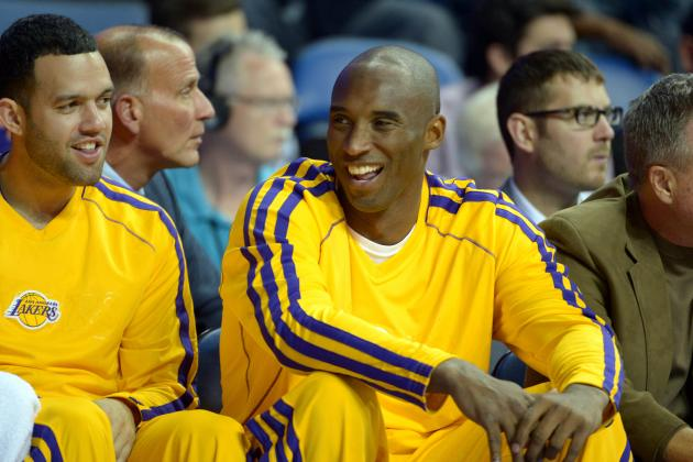 Kobe Bryant Return: Realistic Expectations for Superstar in 2013-14