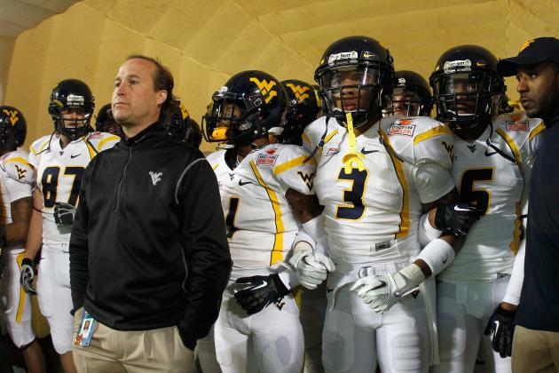 Holgorsen Thrilled with Timing of WVU off Week