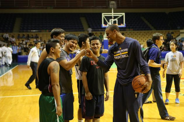 Indiana Pacers Travel to Philippines for Preseason Game vs. Houston Rockets