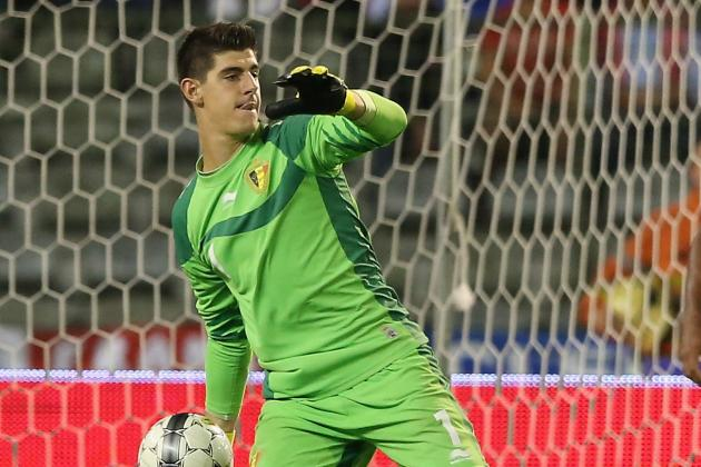 Thibaut Courtois: Amid Fresh Interest from Barcelona, What Should Chelsea Do?