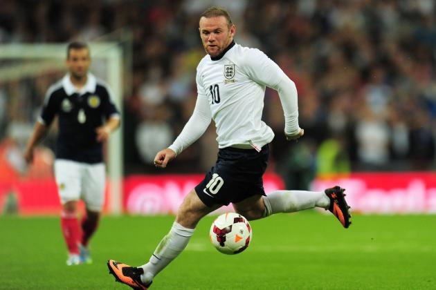 Is Wayne Rooney Right to Say Current England Strike Force Is Best in 10 Years?