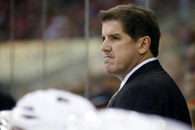 Flyers Players Take Blame for Laviolette's Firing