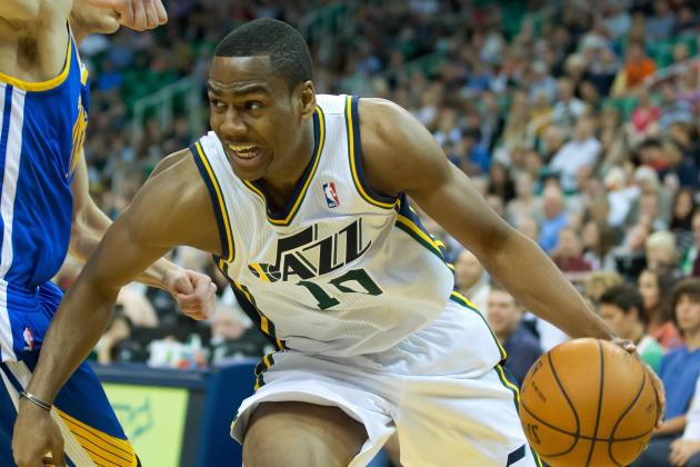 Blueprint for Alec Burks to Become Full-Time Starting Shooting Guard