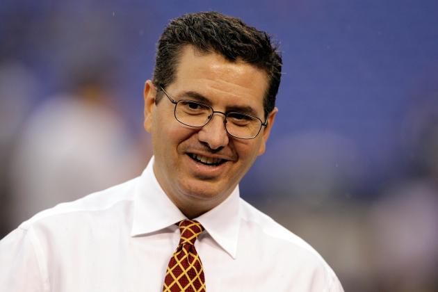Dan Snyder Stands Behind Redskins Nickname in Letter to Season-Ticket Holders