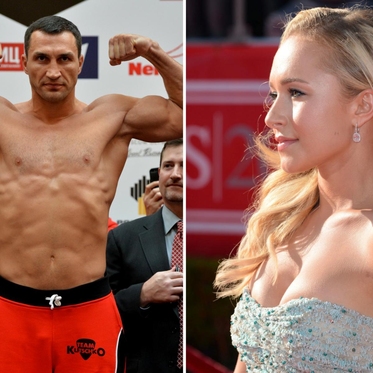 Wladimir Klitschko And Hayden Panettiere Are Engaged, So
