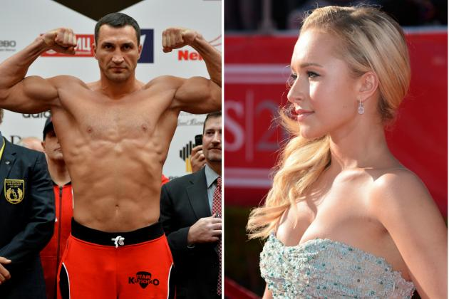 Wladimir Klitschko and Hayden Panettiere Are Engaged, So Freak Out Accordingly