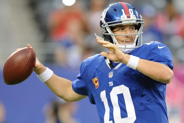 Giants vs. Bears: Keys to New York Capturing Its 1st Win of the Season