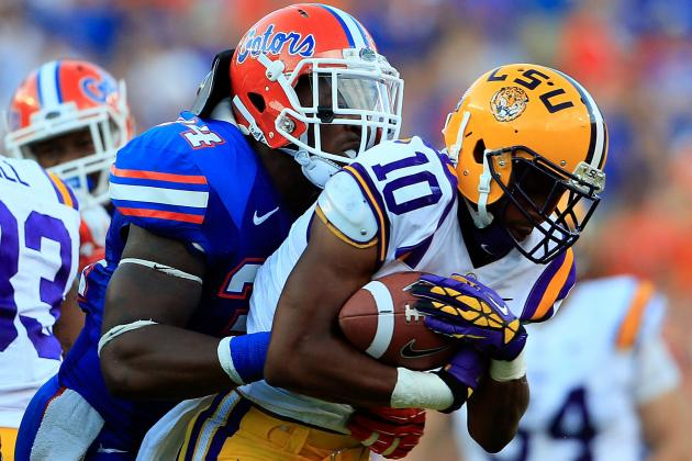 Florida Gators vs. LSU Tigers: Spread Analysis and Pick Prediction
