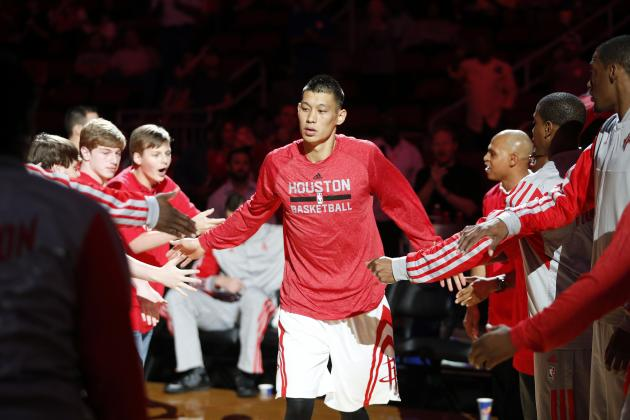 Jeremy Lin Will Shine in Make-or-Break Season with Houston Rockets