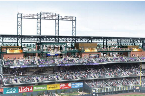 Rockies Reveal Plans for Right Field and Other Renovations at Coors Field