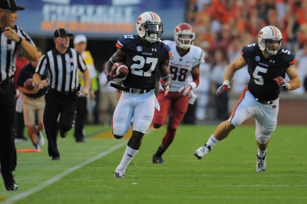 Auburn Football: 4-2-5 Defense Making Robenson Therezie a Star