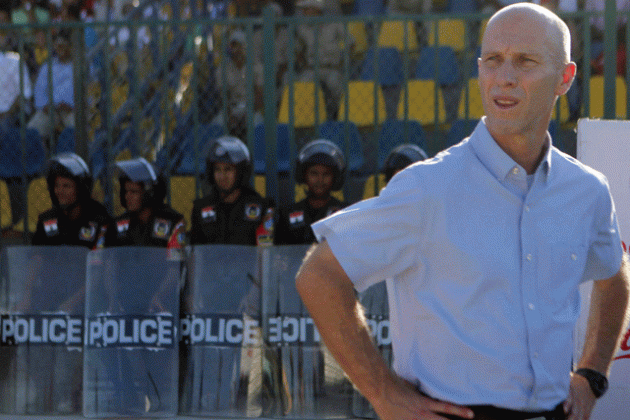 Bob Bradley Is Trying to Lead Egypt to a Berth in 2014 World Cup