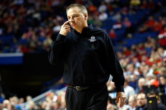 CSU's Larry Eustachy Provides a Great Quote on Fans Expecting an Improved Season