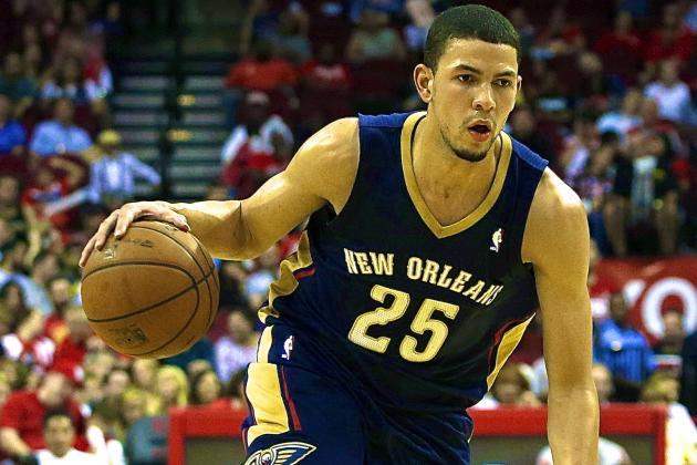 Austin Rivers Looking Improved for the New Orleans Pelicans