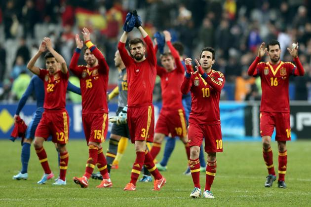 Spain vs. Belarus: Date, Time, Live Stream, TV Info and Preview