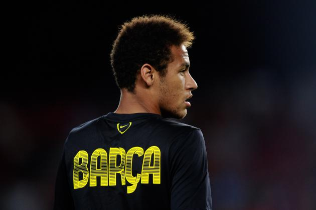 Neymar the Diver Is a Myth: Let's Concentrate on His Extraordinary Talent