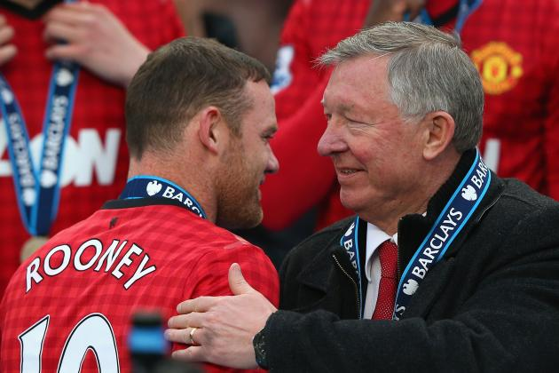 Rooney Reveals Reasons Behind Dispute with Sir Alex Ferguson
