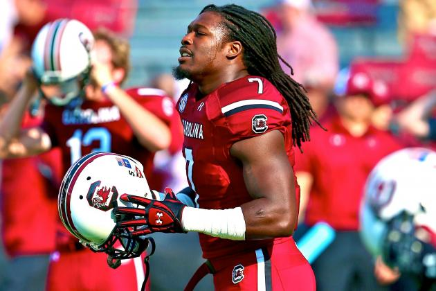 Tape Don't Lie: Is Jadeveon Clowney Quitting on the Field or Not?