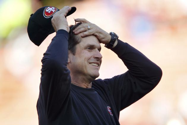 Jim Harbaugh Has Ideas for 'Hard Knocks'